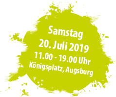 EARTH PEACE DAY 2018 in Augsburg